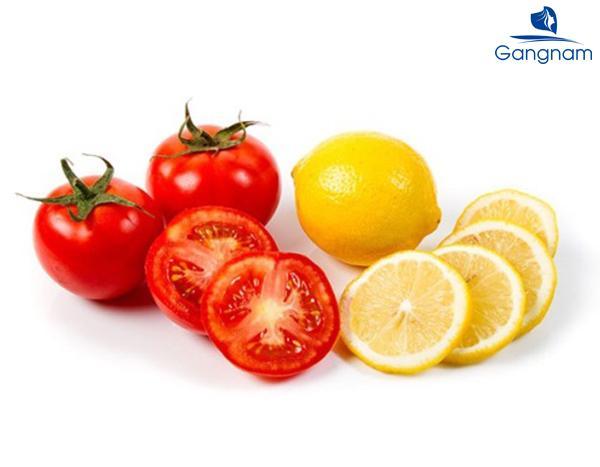 chanh cà chua