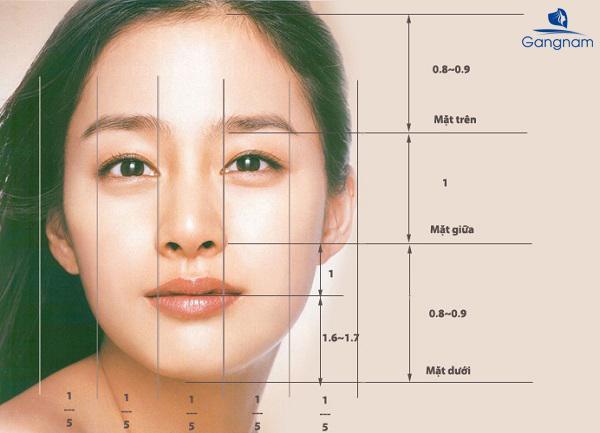 Tiêu chuẩn của một chiếc mũi đẹp là như thế nào?