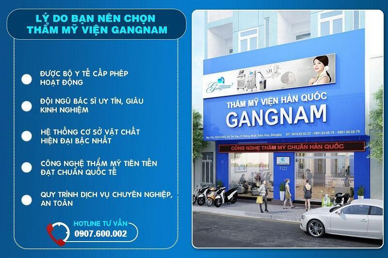 Thẩm mỹ viện Gangnam