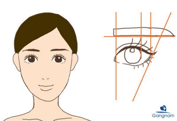 Cách chọn dáng lông mày phù hợp với từng khuôn mặt
